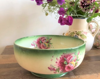 Beautiful Floral Bowl