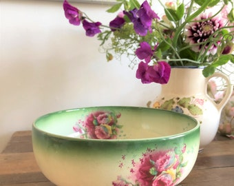 Beautiful Floral Bowl