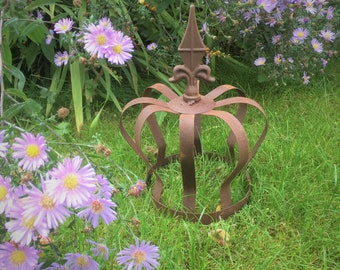 Rustic Metal Crown