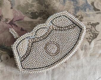 Vintage Beaded/Pearl Bag