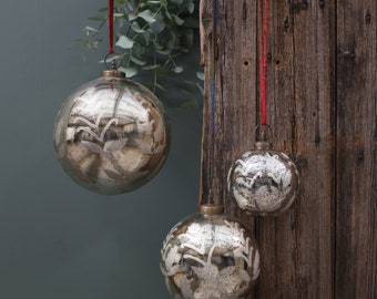Giant Handmade Baubles