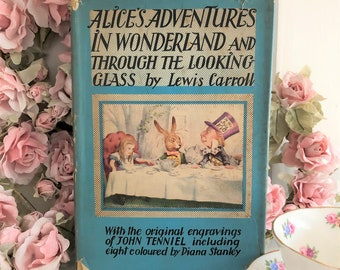 Alice in Wonderland, 1954 edition