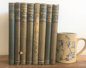 Vintage Book Collection, Fiction & Poetry