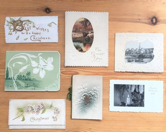 Antique Greetings Cards