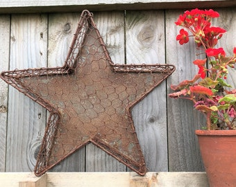3D Wire Star