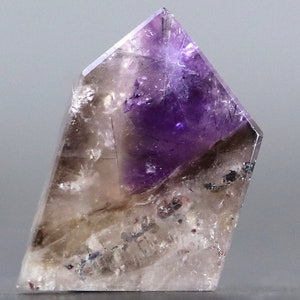Super Seven Gemstone Goethite Lepidolite Amethyst Clear Quartz Smoky Quartz Cacoxenite Melody Stone Sacred 7 Cabochon