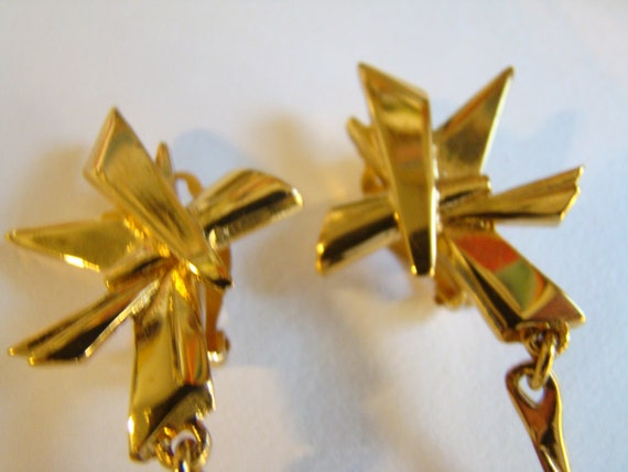 Rare huge Christian Lacroix earrings - image 2