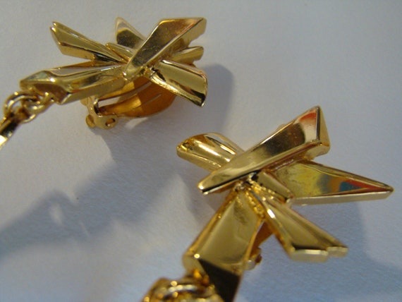 Rare huge Christian Lacroix earrings - image 4