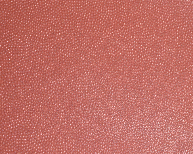 """NEW Dye lot Leather 12""""x12"""" REAL FOOTBALL Cowhide Leather Fairly Thick 4-4.5 oz / 1.6-1.8 mm PeggySueAlso™ E1755-01"""