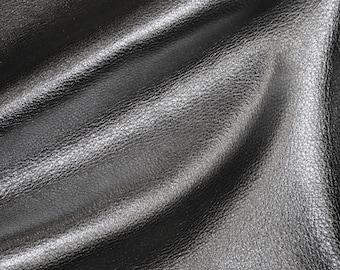 8 ft Coil Gunmetal Leather Cord 1.5mm Metallic Round LC13,leather for wraps,gunmetal cord,gunmetal leather,silver leather cord,metallic cord