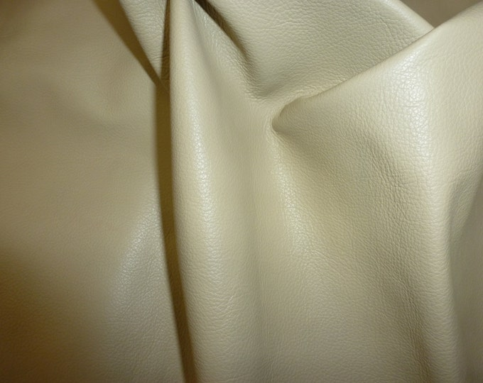 """Leather 12""""x12"""" Divine CLAY PUTTY Top Grain Cowhide 2.5oz / 1mm hides available PeggySueAlso™ E2885-09"""