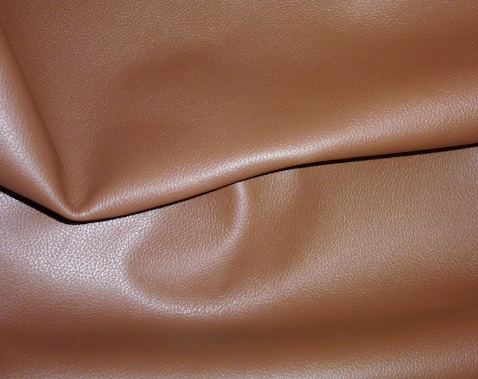 "Leather 8""x10"" Divine MILK CHOCOLATE Brown Top Grain Cowhide 2.5 oz / 1 mm  PeggySueAlso™ E2885-36 Full hides available"