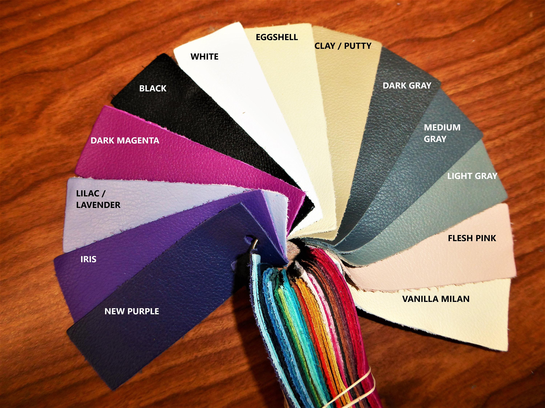 Leather CLOSE0UT 12x12 Rainbow Chevron  MAUVE Cowhide 2.5-3 oz  1-1.2 mm PeggySueAlso\u2122 E1601-10