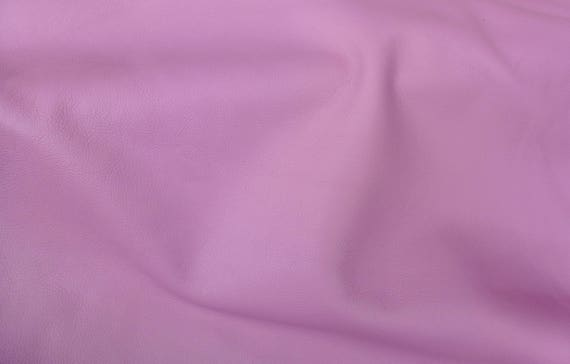 Leather pliable 12x12 lavender Smooth