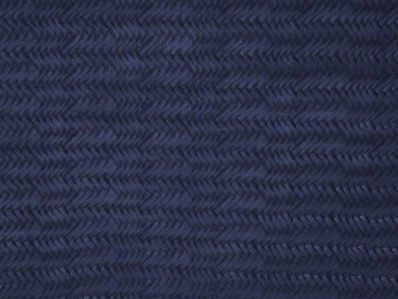 Leather 3 or 4 or 5 or 6 sq ft Braided Italian Fishtail NAVY Blue Cowhide SOFT 3.5 oz   1.4 mm PeggySueAlso\u2122 E3160-26