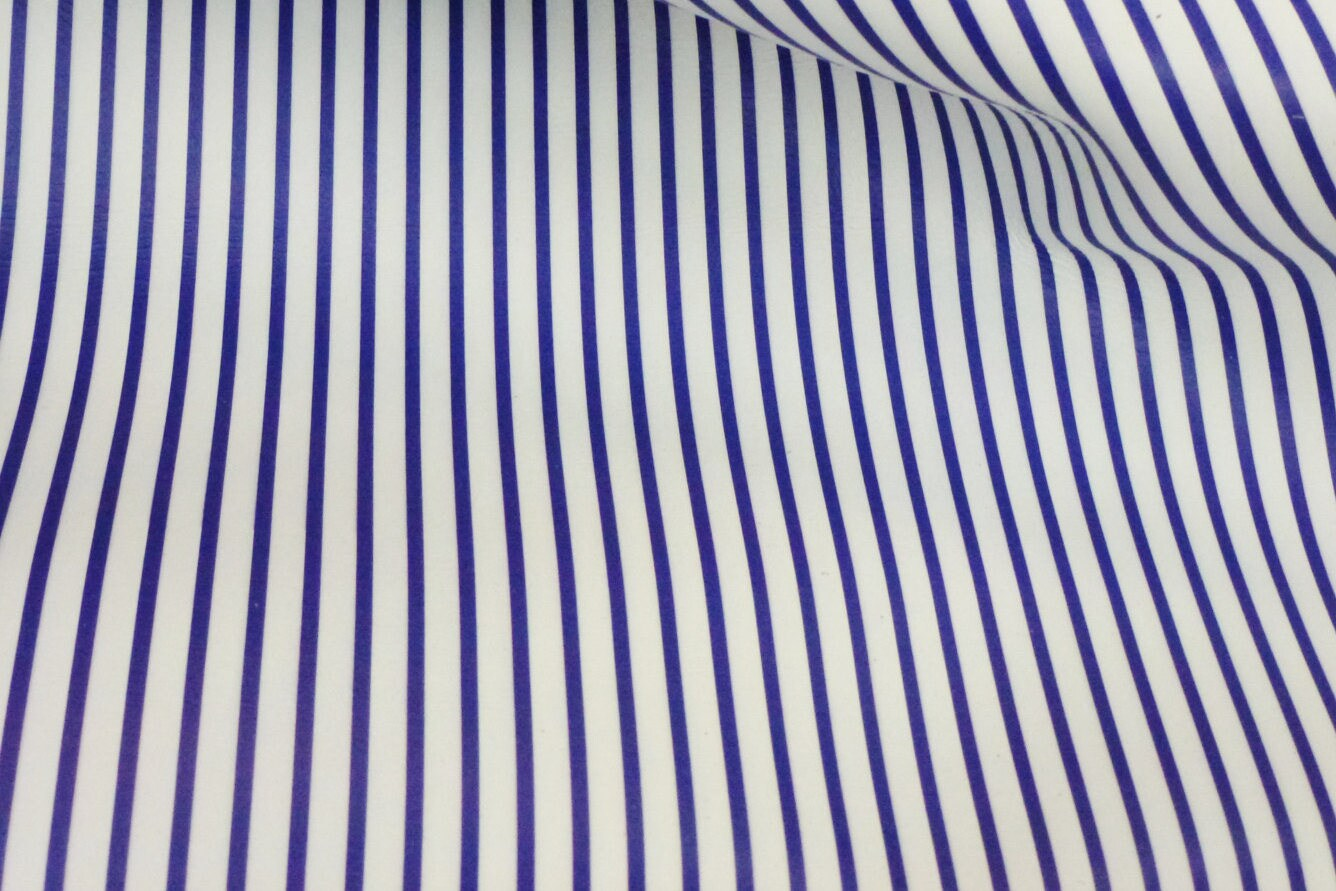 07f559af7 Leather 3 or 4 or 5 sq ft PTR Royal Blue stripes on White Medium firm(not  real soft)Cowhide 2.5-3oz 1-1.2mm PeggySueAlso™ E3097-03