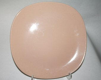 Pink Poppy Trail Plate