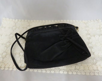 ff6b65d9ce Vintage Black Box Evening Bag Clutch Cross Body Bag Formal Wear Prom  Quinceanera Pacific Connection