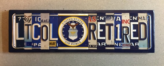 My Husband is a Marine USMC Officially Licensed License Plate Tag Frame