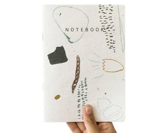 laetus notebook 02 - drawing journal - blank pages - LAE5002