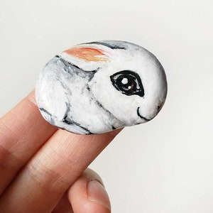 Sympathy Gift for Her Pet Loss Animal Lover Angel Pendant Hand Painted Rock Painting Shiba Inu Art Pet Portrait Dog Necklace