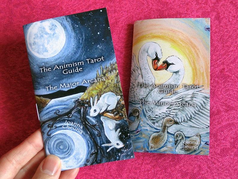Animism Tarot Guide Booklets Major Arcana Minor Arcana image 0