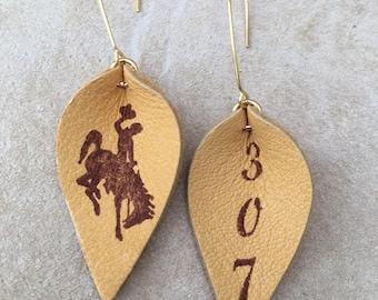 307 Cowgirl Earrings