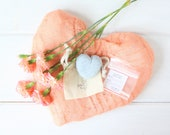 Heart Shaped Wedding Favor Shower Bombs Shower Bombs for Bridal Shower Favors Aromatherapy Shower Bombs Sinus Relief Shower Steamers