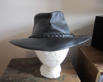 9d95a24e8a7d0 Genuine Buffalo Leather Western Style Stetson. Large. SUPER PRICE