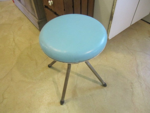 Cool Teal Costco Bathroom Vanity Stool Costco Stool Vintage Bathroom Vanity Stool Mid Century Modern Stool Vinyl Seat Chrome Legs Gmtry Best Dining Table And Chair Ideas Images Gmtryco