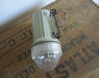 Fulton US Wauseon,O Bullseye Flashlight. Small Flashlight. US Flashlight