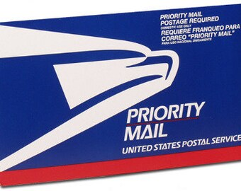 Upgrade to EXPEDITED SHIPPING - For United States only Listing