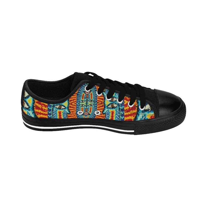 Vibe Tribe Collection Moon Beam Supreme M Tribal Lunar Luxury Lifestyle Men/'s Sneakers