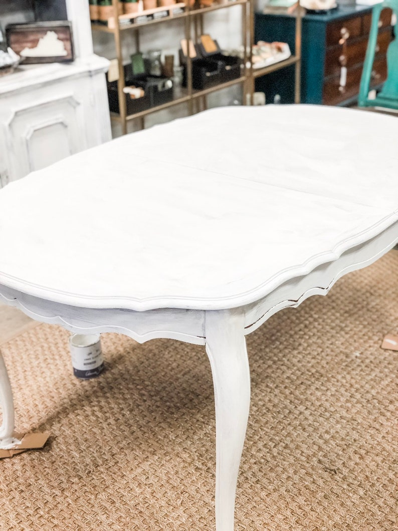 Awe Inspiring White French Dining Table Uwap Interior Chair Design Uwaporg