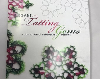Celtic Tatting Book BRAND NEW Knots and Patterns