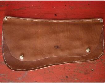 Equestrian Envelope Clutch