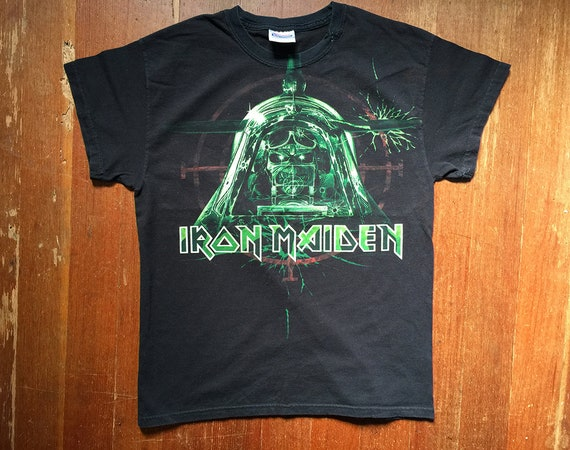 IRON MAIDEN T-Shirt / Metal Tee / Band Tee