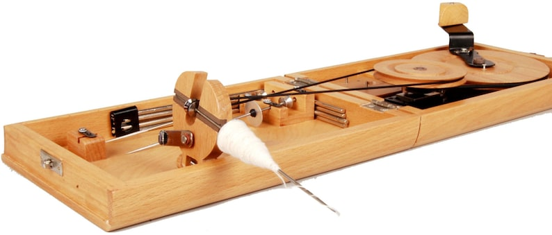 Book Charkha (Standard) crafted in India