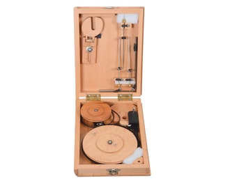 Book Charkha Standard Spinning Wheel crafted in India.