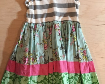 Clearance girls dress ,tank style.  3t Ready to ship
