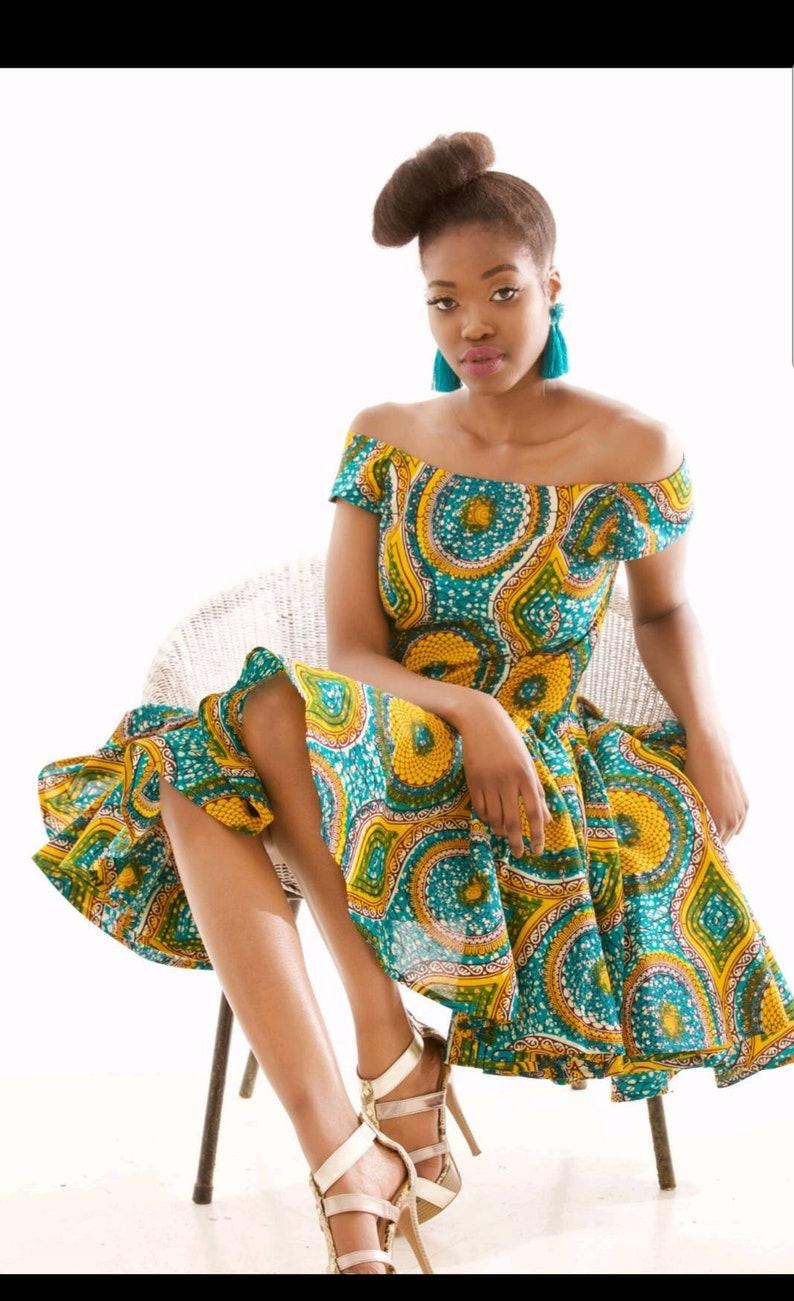 les femmes en pagne roger habilleur