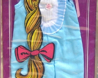 """Vintage IDEAL Crissy & Family """"RUFFLED UP"""" Outfit 1972"""