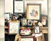 Come What May Quilt PATTERN #151P, Nancy Halvorsen, Stitcheries, Applique Quilts, Art To Heart, Quiltsy Destash