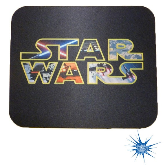 Star Wars  Anti Slip PC Gamer Picture Mouse Pad Style A