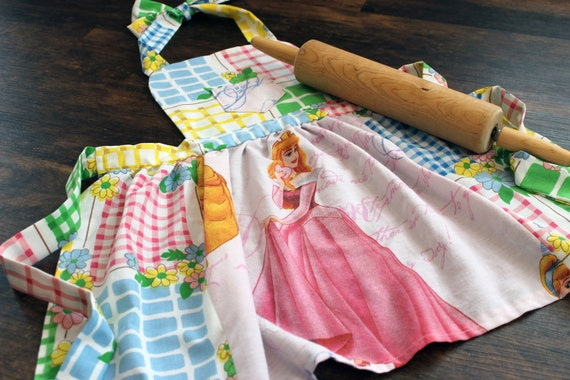 Disney Princess Sleeping Beauty Child's Apron