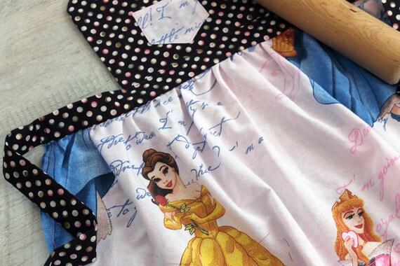 Disney Princess Belle Child's Apron