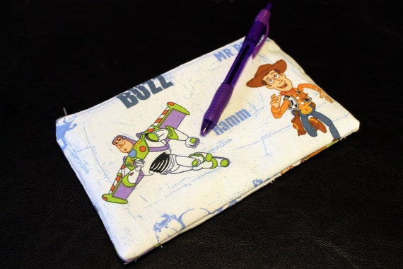 Disney Toy Story Small Zipper Clutch or Purse