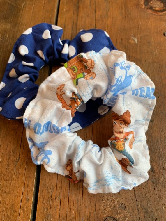 Disney Toy Story Hair Scrunchies SET