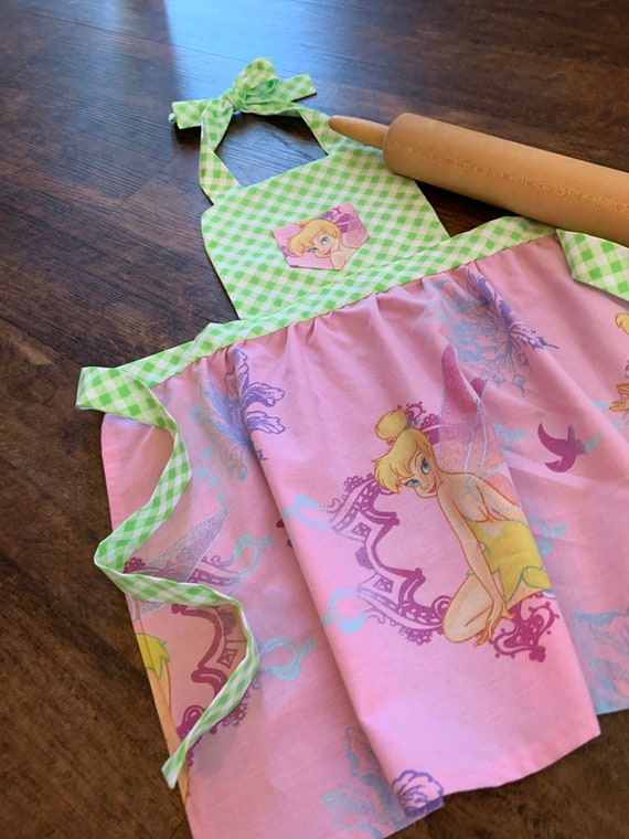 Tinkerbell Child's Apron