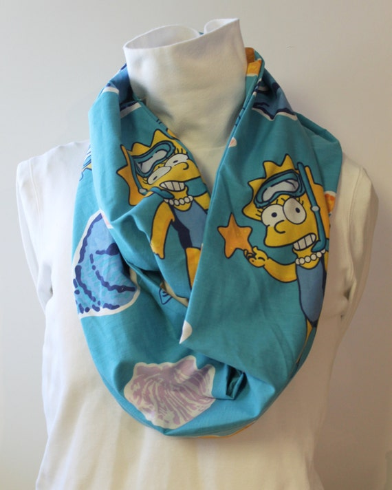 The Simpson's Infinity Scarf